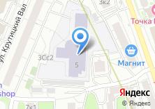 Компания «Средняя общеобразовательная школа №469» на карте