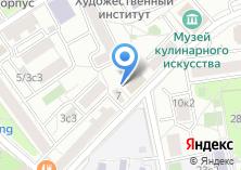 Компания «Металлстар» на карте