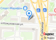 Компания «ООО «Капиталлинвест»» на карте