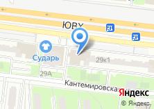 Компания «miar» на карте
