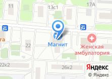 Компания «Макра» на карте