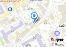 Компания «Рыбпромэкспорт» на карте