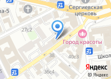 Компания «НД-ЭкоСистемс» на карте