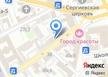 Компания «МОБИЛЬНЫЙ САЛОН КРАСОТЫ BEAUTY BUTIK» на карте