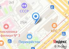 Компания «Управление социальной защиты населения Красносельского района» на карте