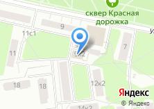 Компания «КОНТУР-М» на карте