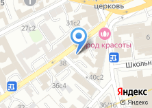 Компания «Вестник Аналитики» на карте