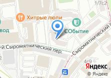 Компания «Московская Пресвитерианская Миссионерская Церковь» на карте