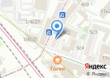 Компания «АВИЯ-ПРОЕКТ» на карте