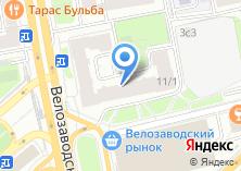 Компания «Росгосстрах-Медицина» на карте