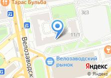 Компания «Дом моды Галины Васильевой - Дизайнерская одежда» на карте