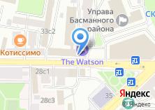 Компания «Обувь Эксперт» на карте