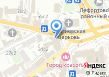 Компания «Эвастрой» на карте