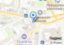 Компания «Загадочный Интерьер» на карте