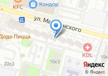 Компания «ИРИСТОН» на карте