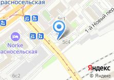 Компания «Московская Шоколадная Мануфактура, ООО» на карте