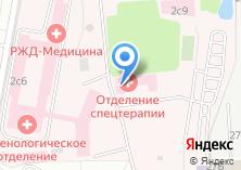 Компания «Центральная клиническая больница №2 им. Н.А. Семашко» на карте