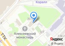 Компания «Храм Всех Святых бывшего Ново-Алексеевского монастыря что в Красном Селе» на карте