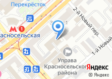Компания «Балт» на карте