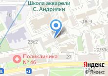 Компания «32» на карте