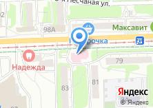 Компания «Distira» на карте