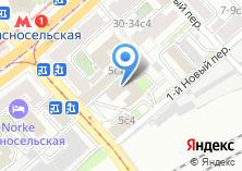 Компания «ИнтерРейл Транс Сибирский Экспресс Сервис» на карте