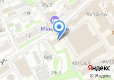 Компания «Юна-Стиль» на карте