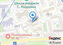 Компания «Стройинтерсервис» на карте