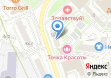 Компания «ЦКП» на карте