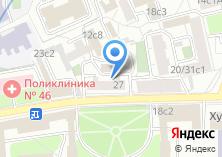 Компания «Федерация хоккея с мячом России» на карте