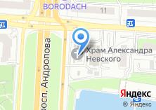 Компания «Храм Александра Невского в Кожухове» на карте