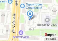 Компания «Сайкина 19» на карте