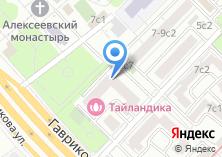Компания «АМ ФУД» на карте