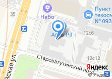Компания «Ковка-омс» на карте