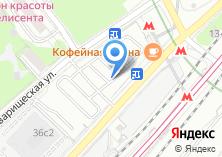 Компания «Мир кожи в Царицыно» на карте
