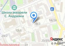 Компания «Ковка-Гефест-Люкс» на карте