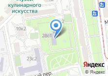 Компания «Детский сад №992» на карте