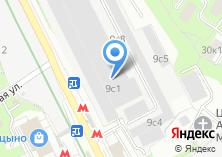 Компания «1CStyle» на карте