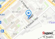 Компания «Фонд содействия оперативным подразделениям МВД» на карте