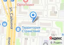 Компания «Мировые судьи Южнопортового района» на карте