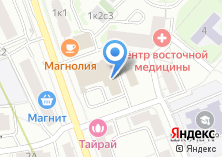 Компания «Центральный центр услуг связи» на карте