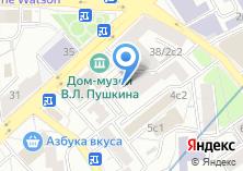 Компания «Гудок» на карте