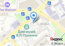 Компания «*эдем дом*» на карте