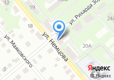 Компания «АвтоДуглас» на карте