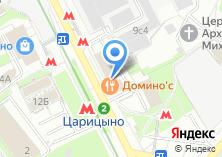 Компания «Оргэнергогаз» на карте