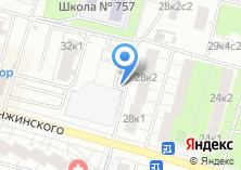 Компания «Сеть автостоянок Северо-Восточный административный округ» на карте