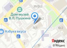 Компания «ГрадКолор» на карте