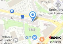 Компания «АБС-Строй» на карте