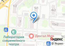 Компания «СПЕЦСТРОЙ-225Б» на карте