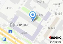 Компания «ВНИПИпромтехнологии» на карте